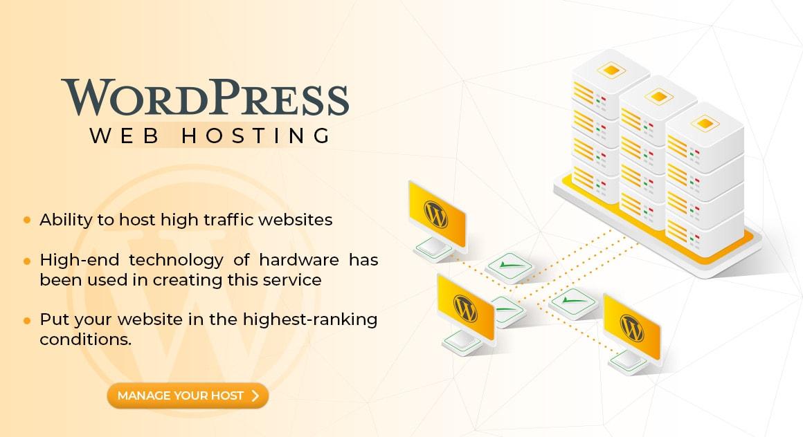 wordpres web hosting