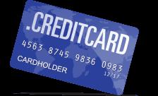 CREDITCARD Domain Name