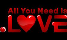 LOVE Domain Name