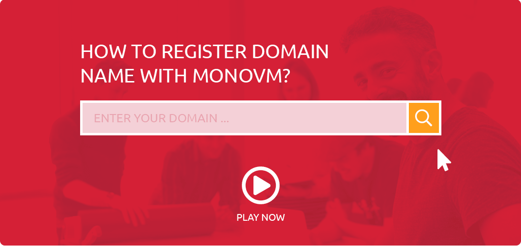 How To Buy Domain Name With MonoVM