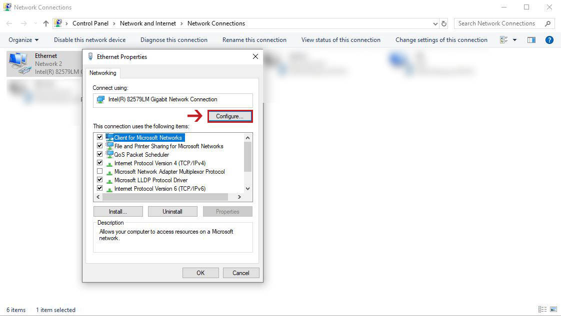 changing MAC address in Windows 10- 4
