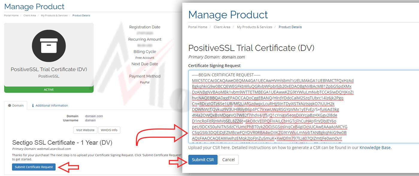 Installing sectigo SSL on CPanel-09