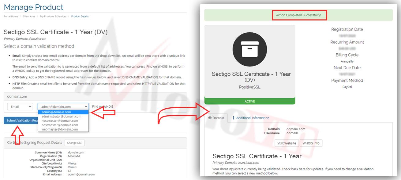 Installing sectigo SSL on CPanel-10
