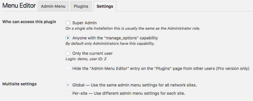 admin-menu-editor-settings