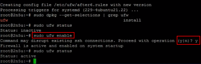 Configure Uncomplicated Firewall (UFW) on Ubuntu 14.04