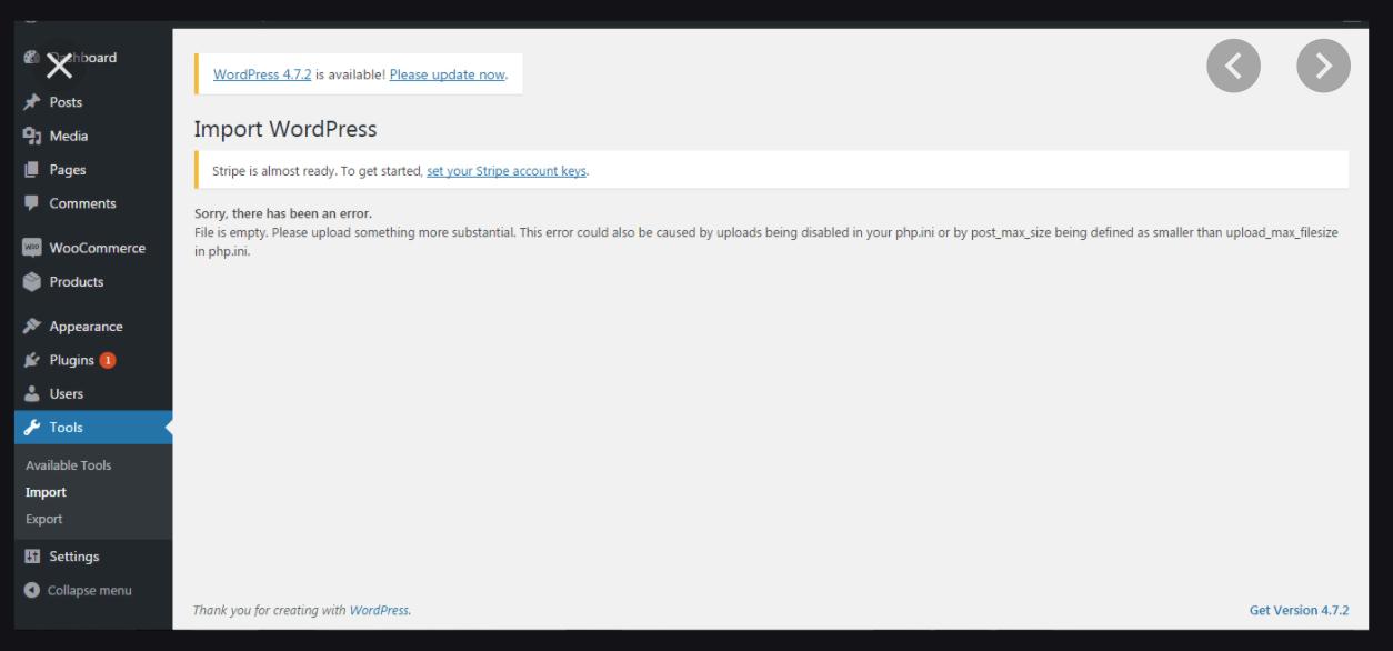 How to Fix the Upload_Max_Filesize Error in WordPress
