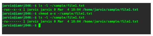 File Permissions in Linux, CentOS, Debian, Ubuntu