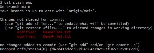 important Git Commands