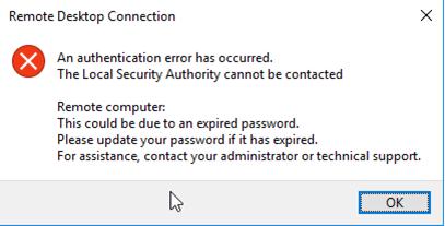How to Change RDP Password? [Change Remote Desktop Password]