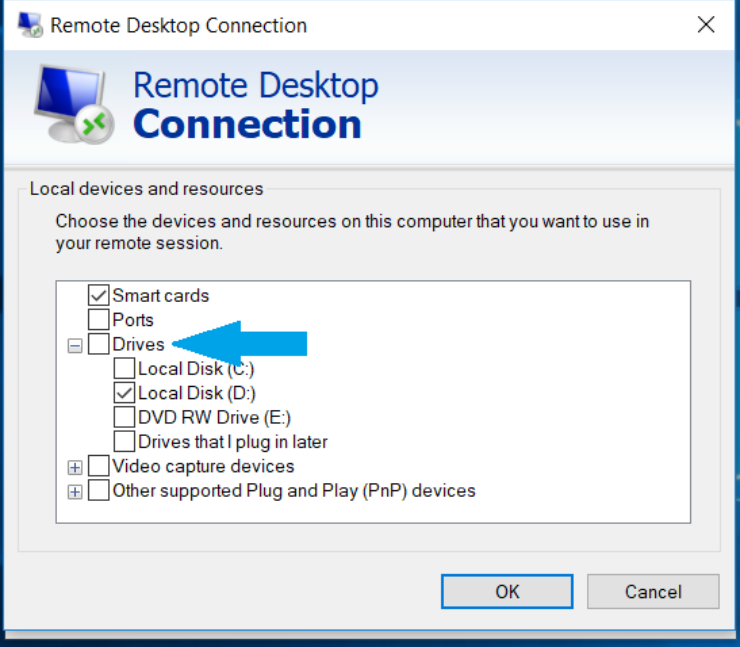 connect to Windows VPS 3