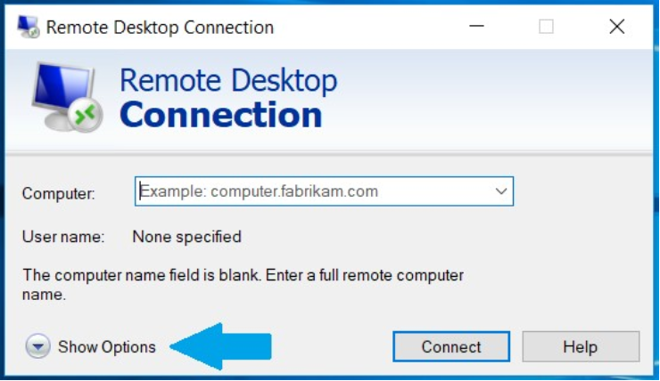 connect to Windows VPS 1