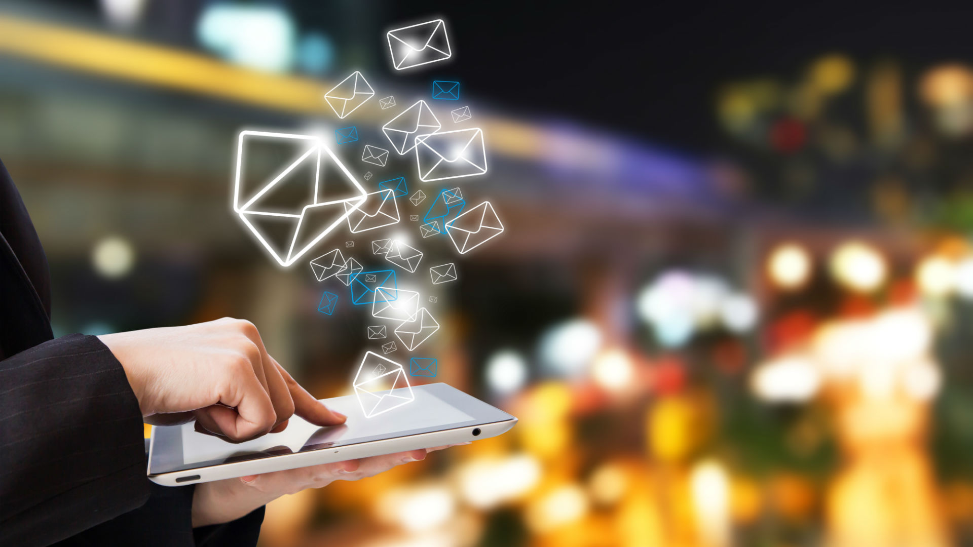 Enterprise and business emails allow for growth