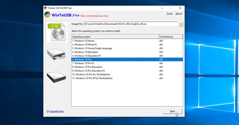 How to Create a Windows Live USB