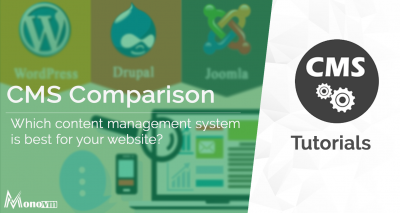 The Ultimate CMS Comparison