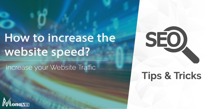 How to Increase the Speed of a Website?