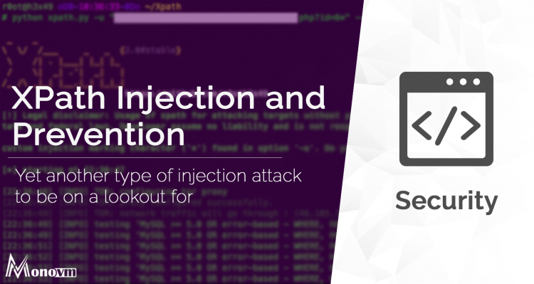 XPath Injection Attacks and Prevention