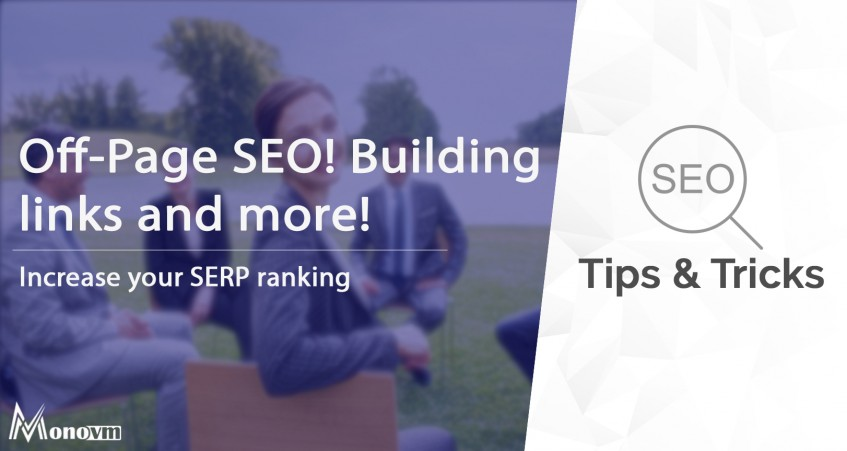 Off Page SEO: Link Building strategies and much more!