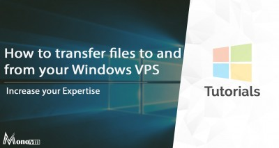 How to transfer(Upload &download) files to and from Windows VPS