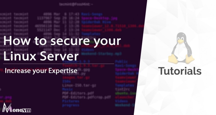 7 Ways To Increase The Security On A Linux Server