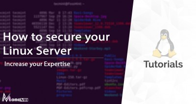 8 Ways To Secure your Linux VPS Server