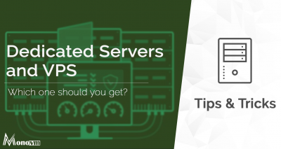 VPS or Dedicated Server: What Should You Choose?