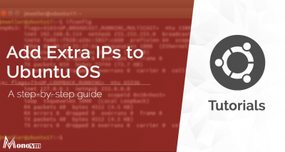How to Add Extra IPs to Ubuntu OS?