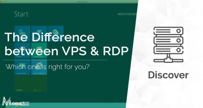 What is the Difference Between VPS and RDP Account