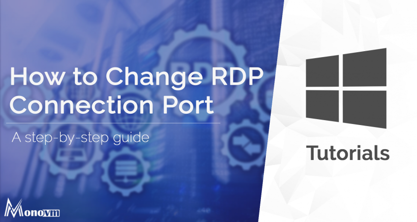 How to Change RDP port in Windows