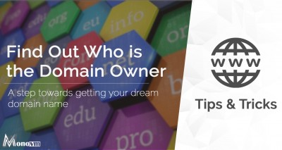 Find Out Who Is The Owner of a Domain