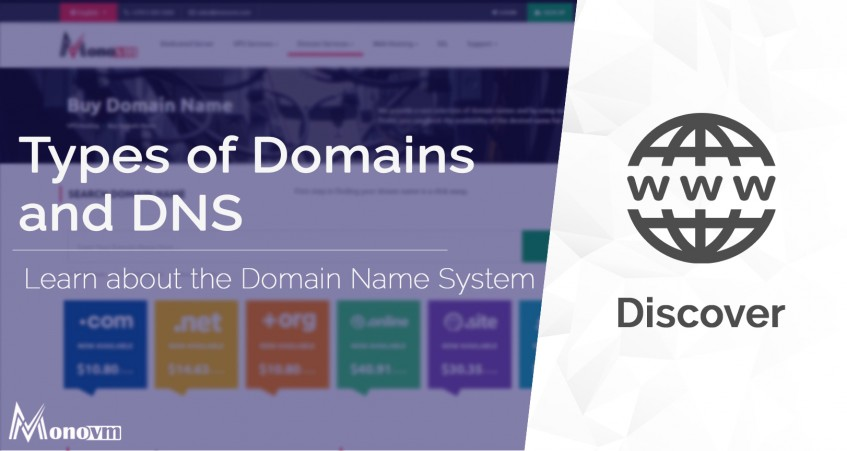 What are the Different Types of Domains?