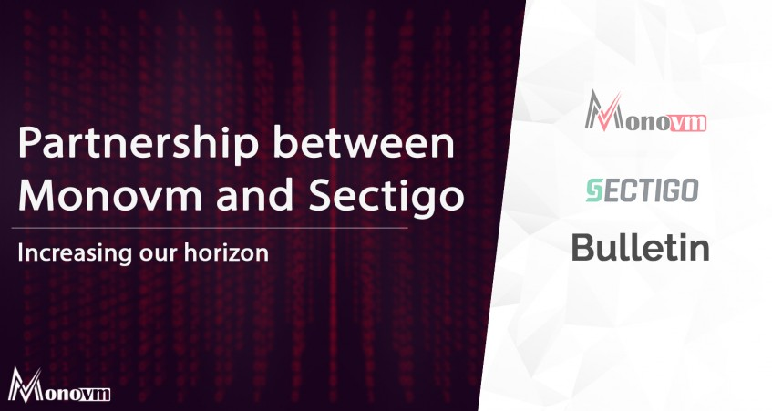 We are Proud to Announce Our Partnership With Sectigo