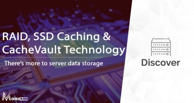 RAID, SSD Caching, and CacheVault Technology
