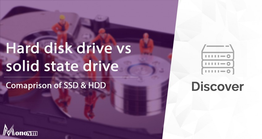 HDD VS SSD, What is the Difference
