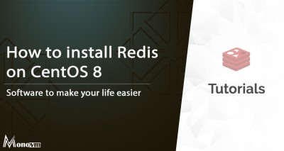 How to install Redis on centos 8