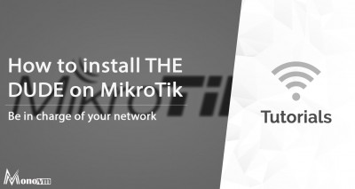 How to Install Dude on MikroTik