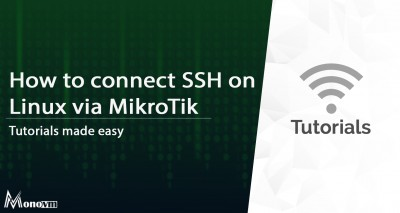 How to Connect SSH on Linux via MikroTik Winbox