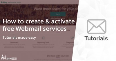 How to Create and Activate Free Webmail Service