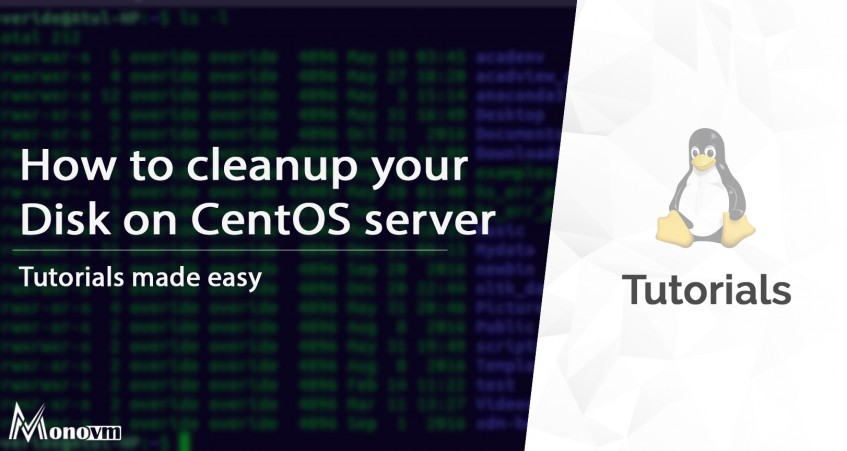 Disk Cleanup Methods in CentOS