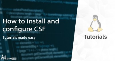 How to Install and Configuring CSF