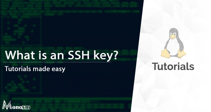 What is an SSH KEY?