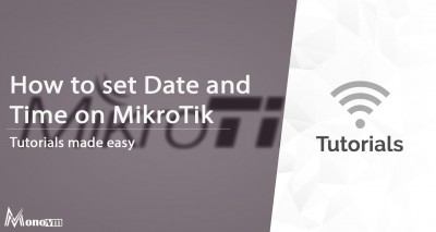 Set MikroTik Date and Time