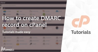 How to create DMARC record on cPanel?
