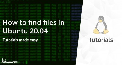 Finding Files in Ubuntu 20.04
