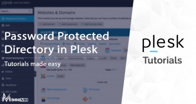 How to Setup Password Protected Directory in Plesk