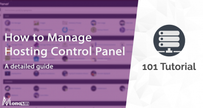 How to Use and Manage the cPanel Hosting Control Panel