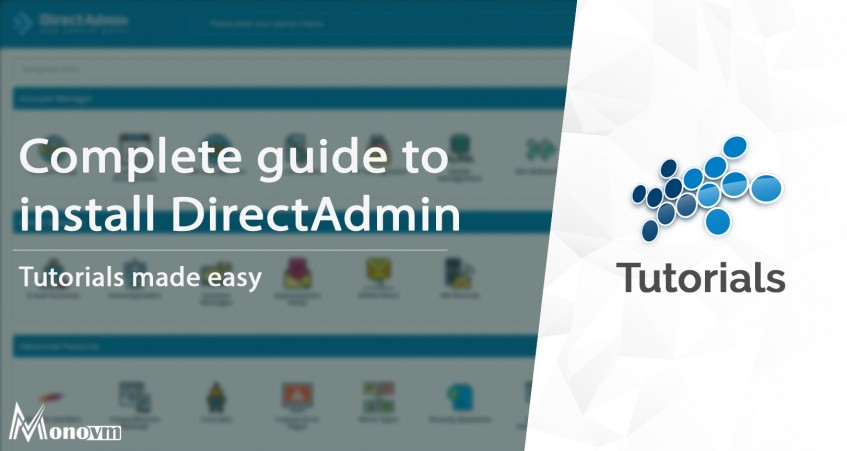 How to install DirectAdmin, Full DirectAdmin Installation Guide