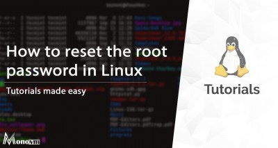 How to reset linux root Password, CentOS,  Fedora, RHEL