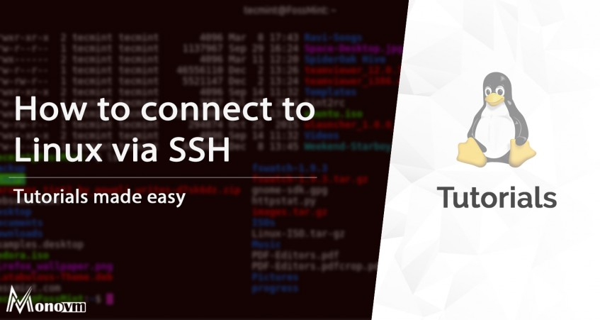 How to SSH Linux, How to connect to SSH Terminal